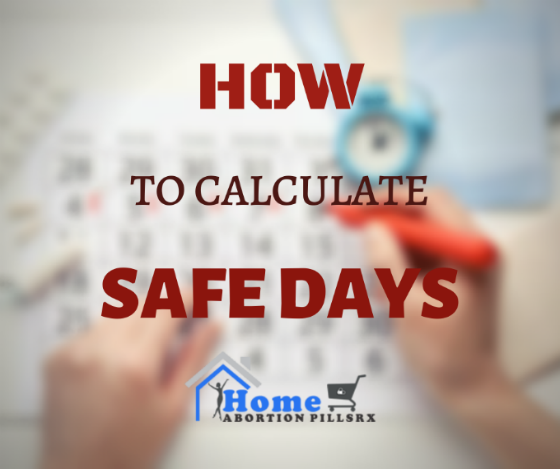 Calculate safe days